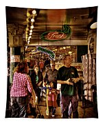 Market Fresh At Pike Place Market Tapestry