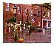 Market Square Harvest - 2005 Tapestry