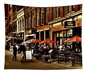 Market Square - Knoxville Tennessee Tapestry