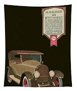 Marmon 34  - Vintage Poster Tapestry