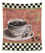 Marsala Coffee 1 Tapestry by Debbie DeWitt
