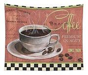 Marsala Coffee 1 Tapestry