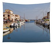 Marseillan Harbour Tapestry