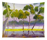 Marshlands Murray River Red River Gums Tapestry