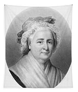 Martha Washington (1732-1802) Tapestry