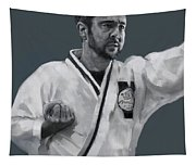 Martial Willie Tapestry
