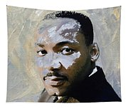 Martin Luther King Tapestry