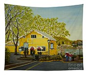 Martine's Riverhouse Tapestry