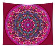 Mary Grace Mandala Tapestry