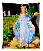 Mary In Sunlight Tapestry