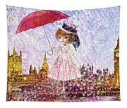 Mary Poppins Tapestry