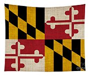 Maryland State Flag Tapestry