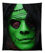 Masks Fright Night 4 Tapestry