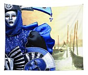 Masquerade Tapestry