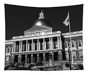 Massachusetts State House Tapestry