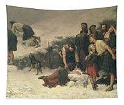 Massacre Of Glencoe, 1883-86 Tapestry