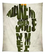 Master Chief Tapestry