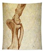Mastodon Leg Bones Tapestry