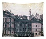 Matthias Church And Vizivaros Tapestry