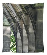 Mausoleum Arches Tapestry