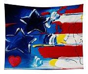 Max Americana Tapestry