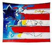 Max Stars And Stripes Tapestry