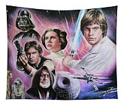 May The Force Be With You Tapestry