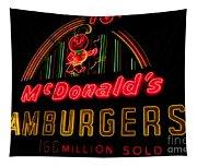 Mcdonalds Sign Tapestry