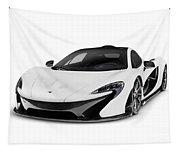 Mclaren P1 Plug-in Hybrid Supercar Tapestry