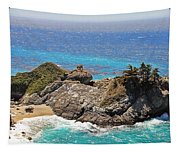 Mcway Falls Tapestry