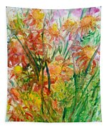 Meadow Flowers Tapestry