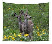 Meadow Meal Tapestry