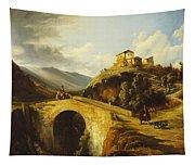 Medieval Landscape Tapestry