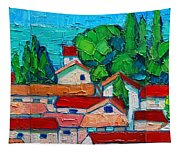 Mediterranean Roofs 1 2 3 Tapestry