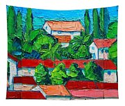 Mediterranean Roofs 2 3 4 Tapestry
