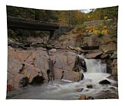 Meigs Falls In Autumn Tapestry