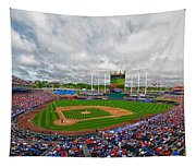 Memorial Day At The K Tapestry