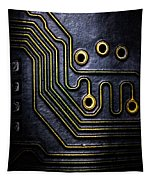 Memory Chip Number Two Tapestry