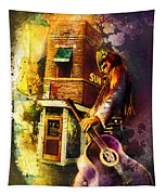 Memphis Nights 06 Madness Tapestry