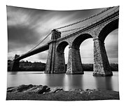 Menai Suspension Bridge Tapestry