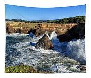 Mendocino Coast Tapestry