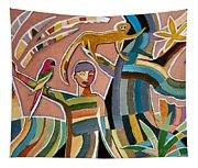 Menino Na Amazonia II Tapestry