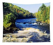 Menominee River At Piers Gorge, Upper Tapestry