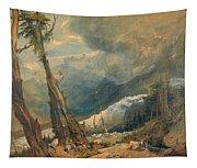 Mer De Glace Tapestry