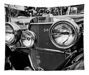 Mercedes 544k Grille - Bw Tapestry
