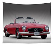 Mercedes-benz 190 Sl Tapestry