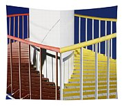 Merging Steps Tapestry