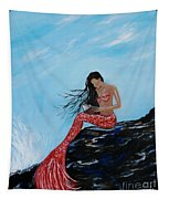 Mermaids Timeless Tales Tapestry