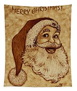 Merry Christmas 2 Tapestry