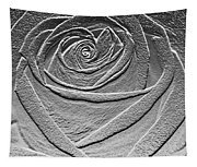 Metal Rose Tapestry
